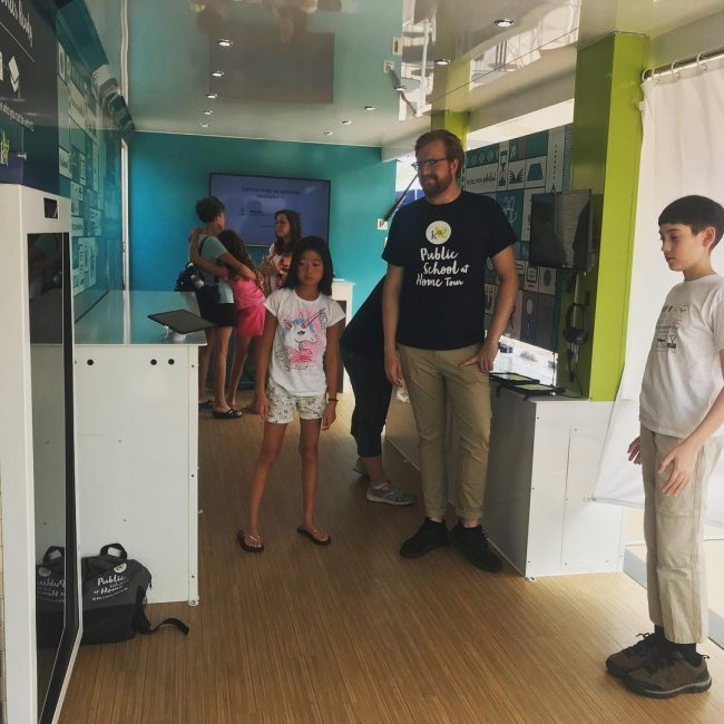 K12 Mobile Tour Rolls On With Virtual Dressing Room Tech - Zugara