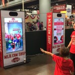 Aramark and MLB Virtual Dressing Room