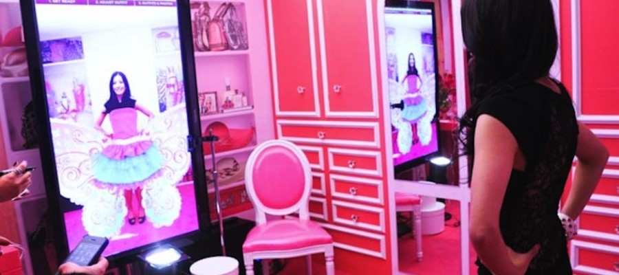 Mattel, Attention USA and Zugara Customize WSS Software For Barbie's Dream Closet Website and Event Experience