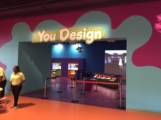 Crayola Experience You Design