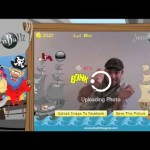 Cannonballz Augmented Reality Game