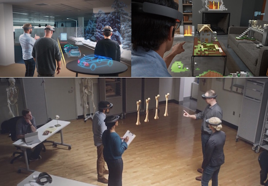 HoloLens Use Cases