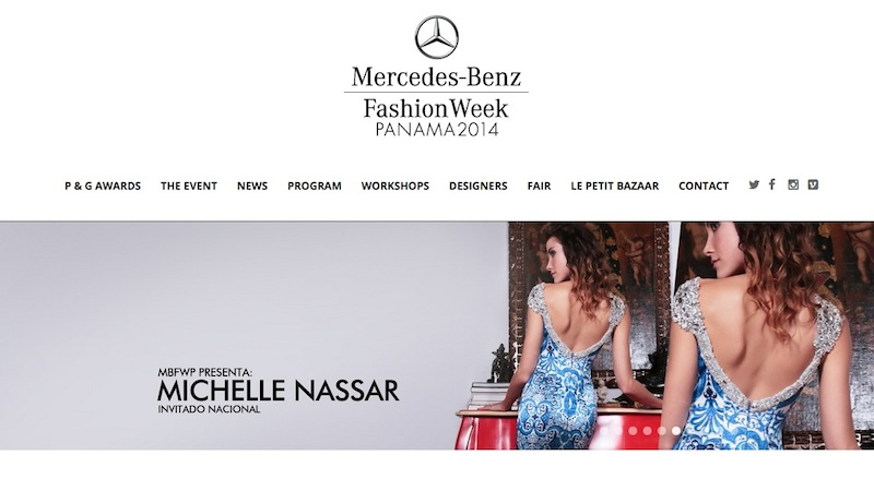 Mercedes-Benz Fashion Week Panama