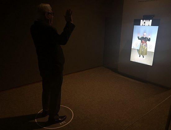 NCMA Virtual Dressing Room Tech User