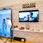RBTE Samsung Fashion Zone - Virtual Dressing Room With Ted Baker