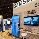Zugara, Samsung and Ted Baker Debut New VSS In-Store Retail Technology at RBTE in UK