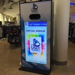 University of San Diego Virtual Mirror Kiosk