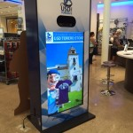 University of San Diego Virtual Mirror Kiosk User Interface