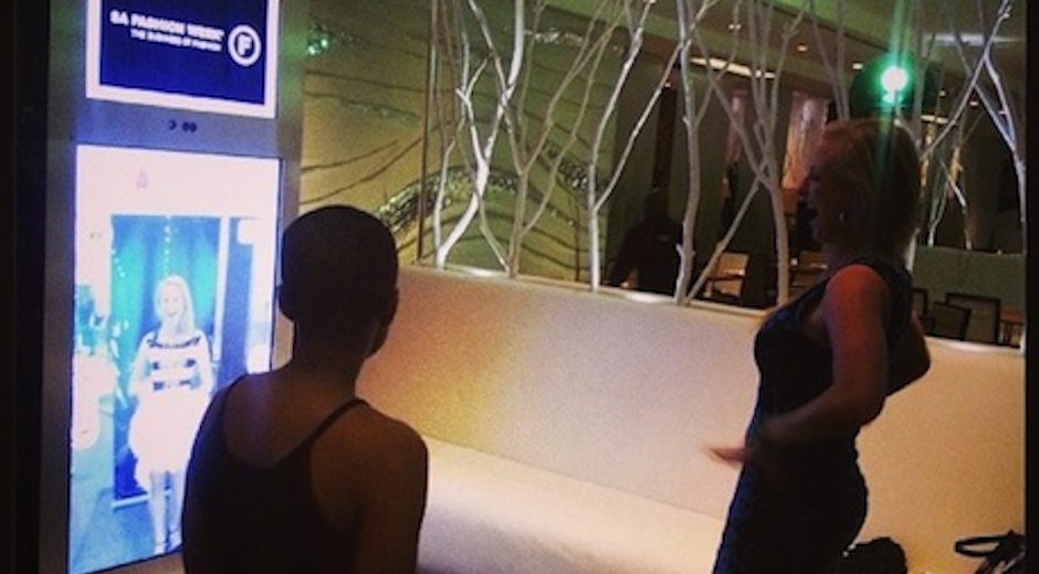 Virtuelle - South Africa Fashion Week - Virtual Dressing Room - WSS For Kiosks