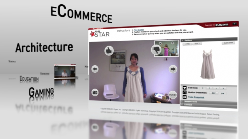 Augmented Reality video conferencing