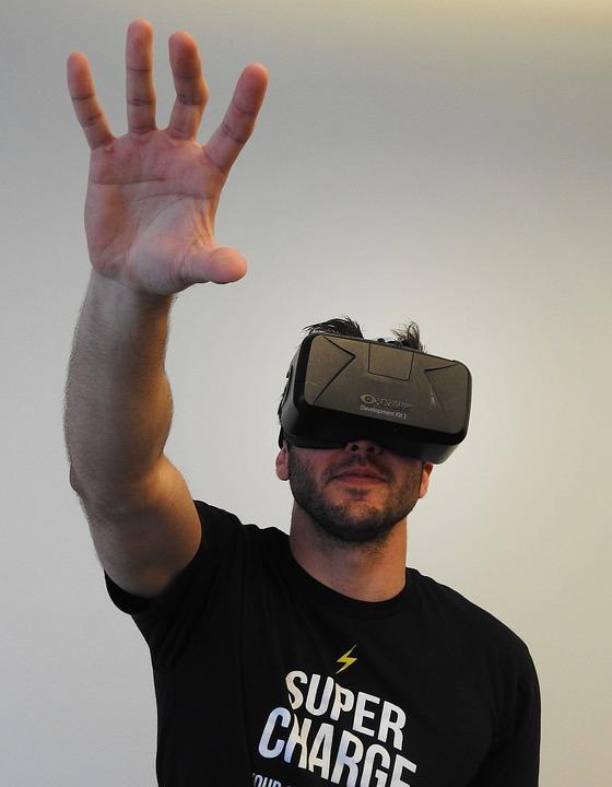 Nvidia Virtual Reality