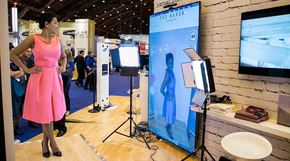 Samsung UK, Ted Baker and Zugara Debut VSS Virtual